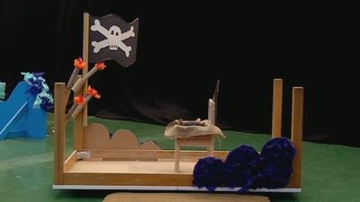 8. Piraten