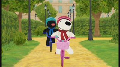 Bästa cykelvänner