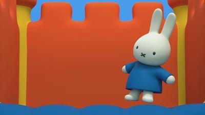 Miffy och hoppborgen