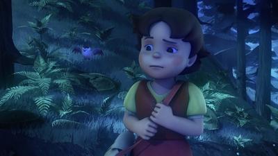 6. En natt i skogen
