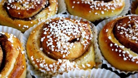 Kanelbullar | SVT recept