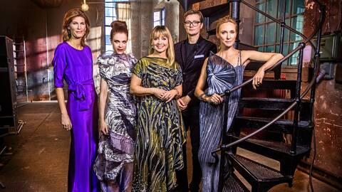 jessika gedin klänning nobel 2016