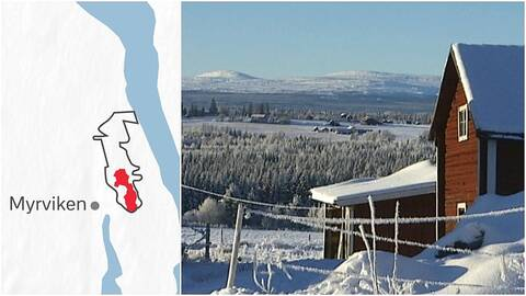 Nationaldagsfirande i Oviken direktsnds - P4 Jmtland