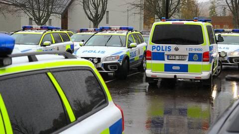 Stort skpdrag i motfors | SVT Nyheter