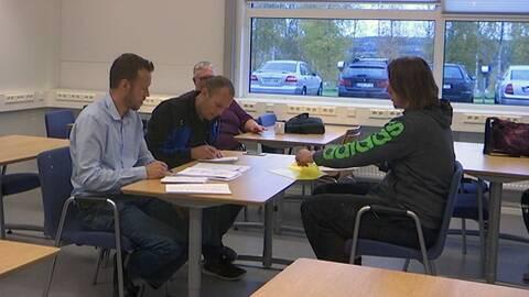 Speeddating i Torsby ska ge jobb | SVT Nyheter