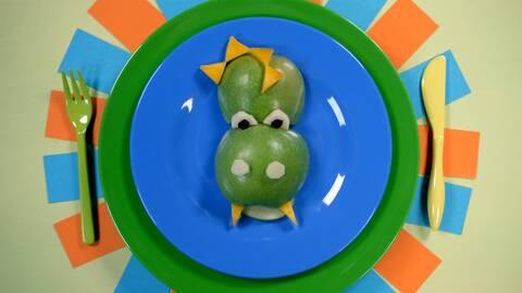 Smart mellis från Sommarlov: Bolibompadraken av äpple.