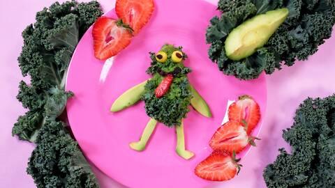 Smart mellis från Sommarlov: Antioxidanten av grönkål.