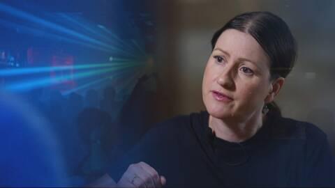 Socialantropologen och DJ:n Anna Gavanas.