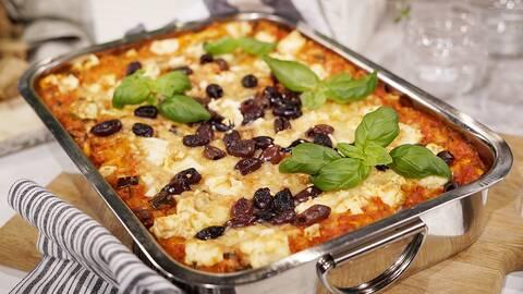 Lat-lasagne allt i ett
