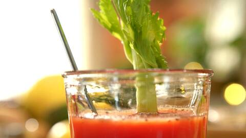Tareqs bloody Mary.