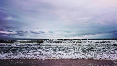 Styv kuling, Knäbäckshusen Skåne, Hanöbukten