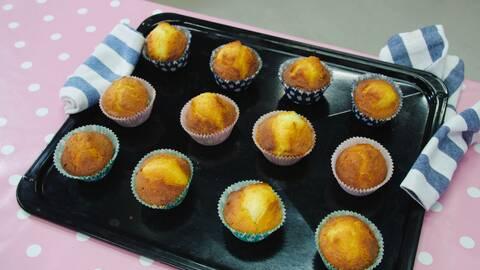 Muffins grundrecept.