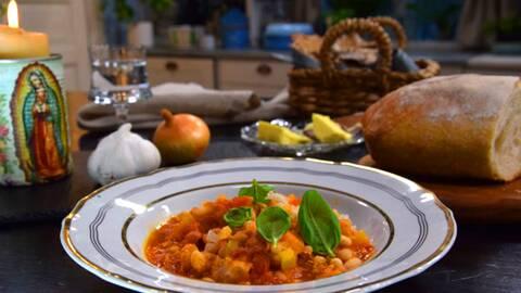 Toscansk brödsoppa.