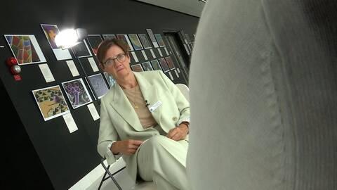 Chefläkare Filippa Nyberg.