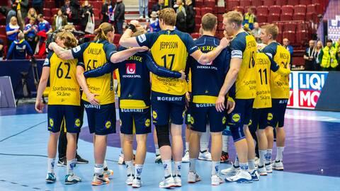 De Far Sverige Mota I Handbolls Vm Svt Sport