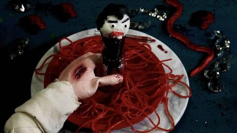 Vampyrglassen