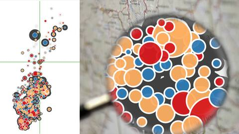 Utforska hur corona-läget ser ut i just din kommun med SVT:s interaktiva verktyg.