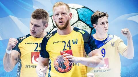 Guide Sa Spelas Handbolls Vm 2021 Svt Sport