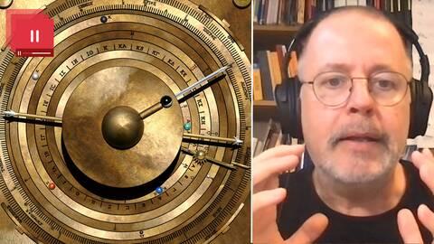 Antikythera mekanismen, grekisk världsbild