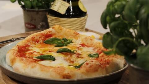 Pizza Napoletana.