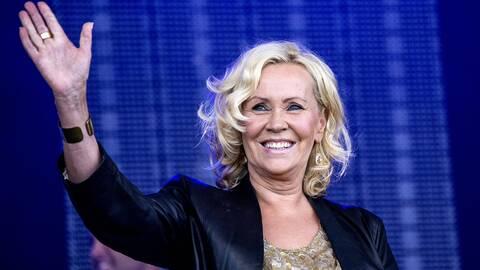 Agnetha Fältskog.
