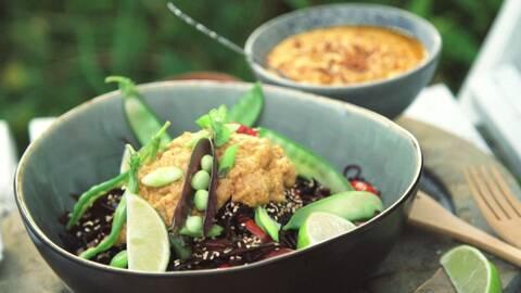 vegorätt-wok-rödkål