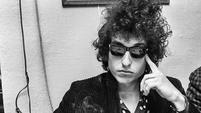 Bob Dylan i Stockholm 1966