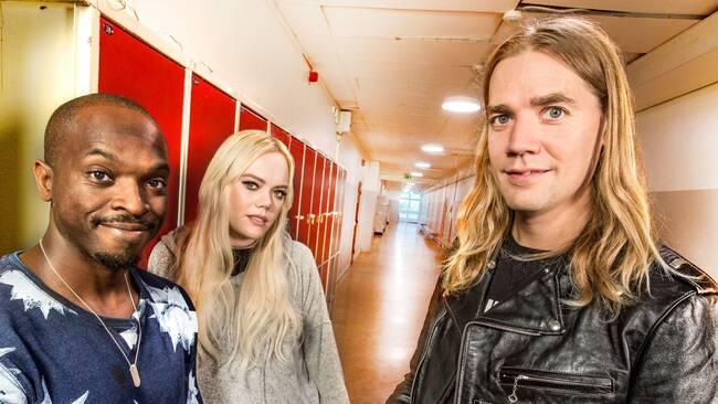 Kodjo Akolor, Little Jinder och Pelle Almqvist leder musikhjälpen 2016 i Örebro
