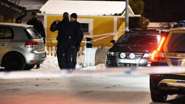 Misstänkt mord i Bollnäs