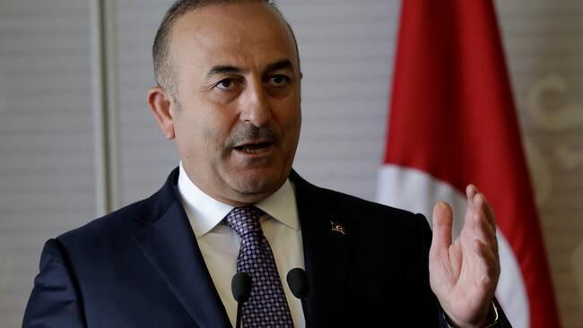 Nederlanderna stoppar turkisk utrikesminister