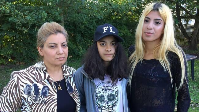 Fa irakiska barn far stanna i landet 3