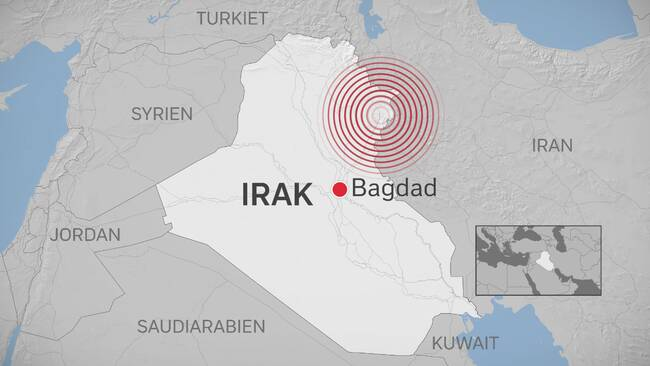 Ny irakisk bomb dodade minst tolv