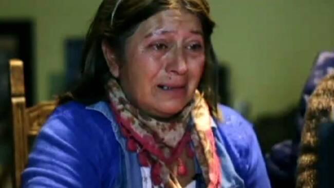 Mamma som kidnappat sina barn gripen