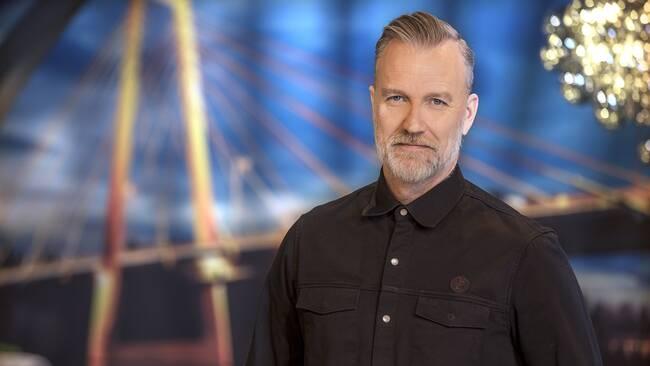 Beppe Starbrink, programledare i Go'kväll.