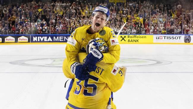 Avslojar Henrik Lundqvist Klar For Vm Spel Svt Sport
