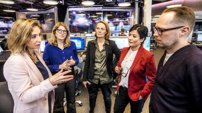 SVT Nyheters redaktion