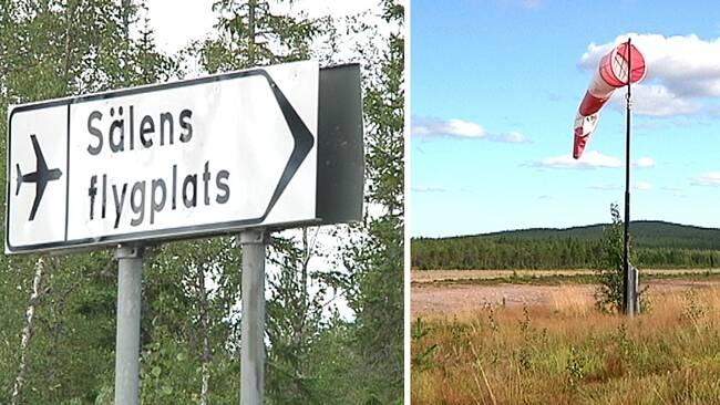 Nya flygplatsen i Sälen riskerar att mista tillståndet
