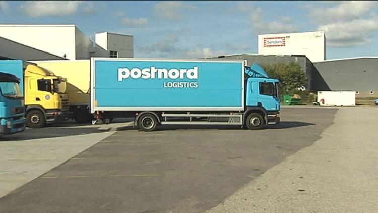 postnord logistics umeå