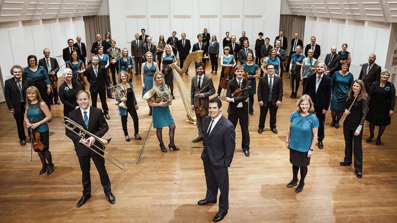 Norska radioorkestern KORK.