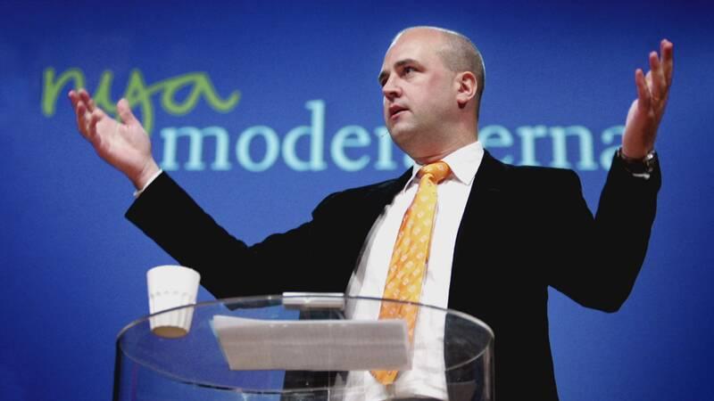 Reinfeldt vill bara samhallet
