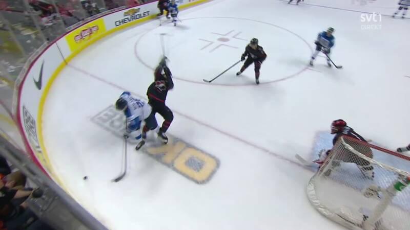Ishockey  Junior-VM - Kvartsfinal  Kanada - Finland  747491f464957