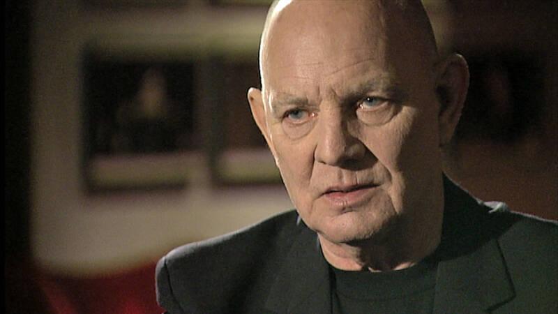 Lars Norén i Babel 2008.