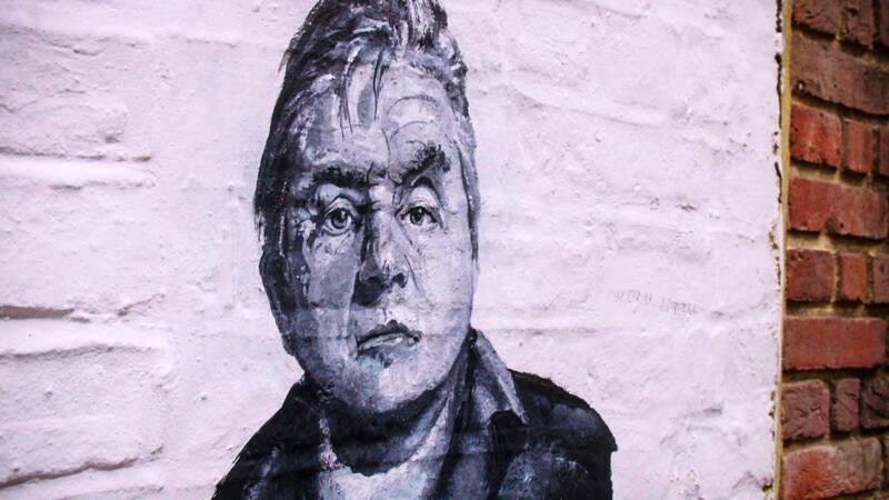 Francis Bacon - våldsamma penseldrag