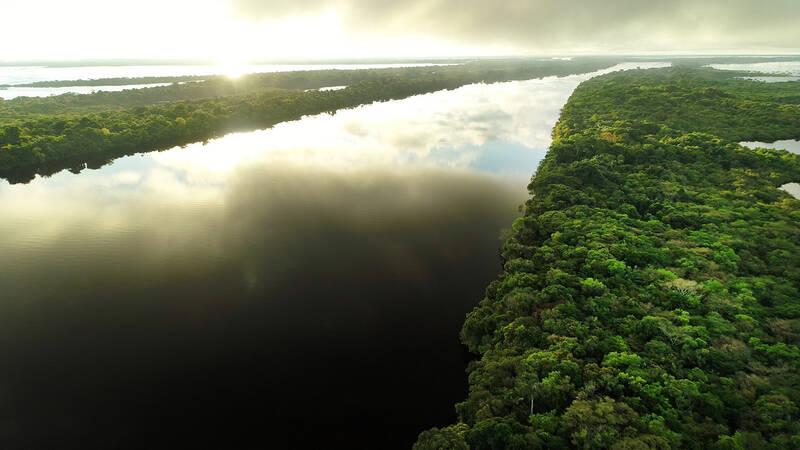 Att följa floder från källorna till havet är ett tacksamt ämne för filmare. När BBC nu gör det väljer man förstås de riktigt episka. Nilen som flyter genom uråldriga kulturer till Medelhavet. Mississippi, Nordamerikas pulsåder. Och man börjar med den största av dem alla, Amazonfloden.