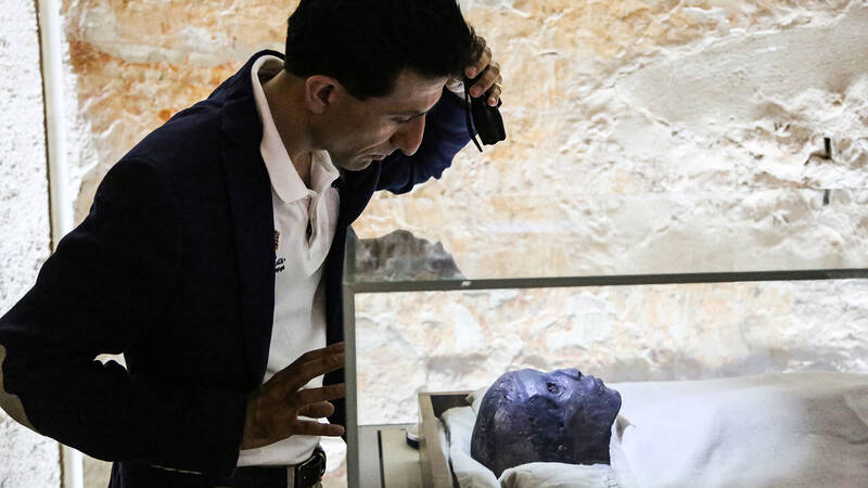 Vad var det egentligen som dödade Tutankhamun?