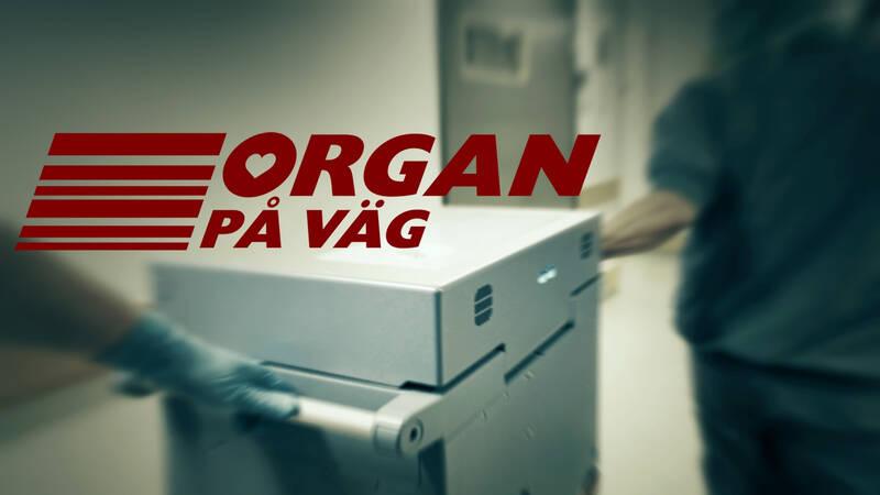 Organ på väg