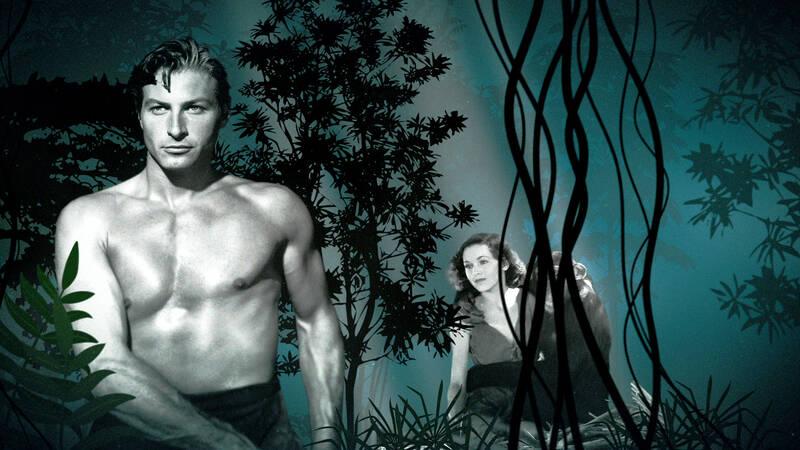 Tarzan - mannen, myten, legenden
