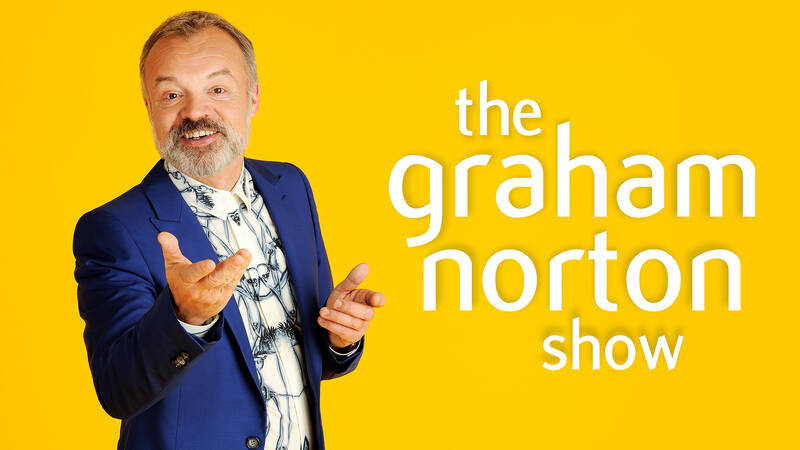 Graham Norton, programledare för brittiska talkshowen The Graham Norton Show.