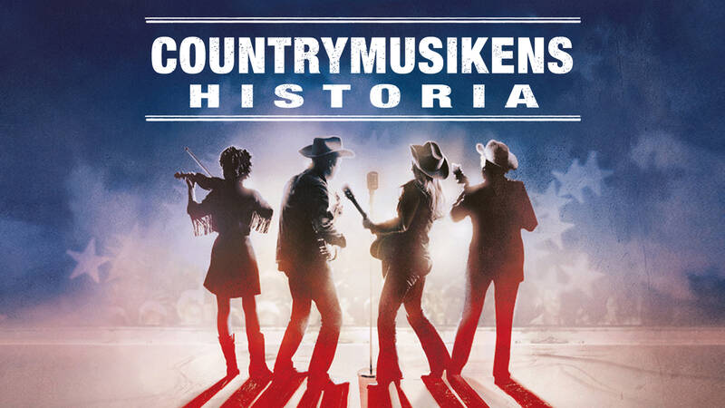 Countrymusikens historia