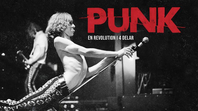 Punk – en revolution i fyra delar